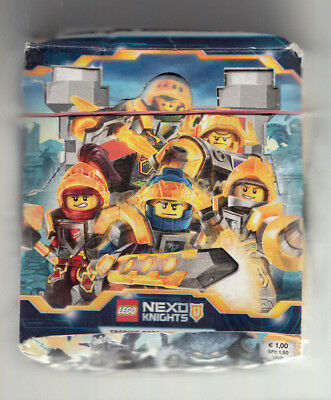 LEGO NEXO KNIGHTS Trading Card Game Serie 2 Kompl Display 50 Packungen 250 Karte
