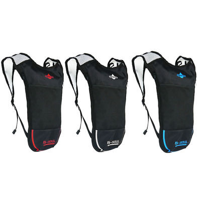 Sports Cycling Travel Water Bladder Bag Hydration Backpack Packs Hiking Camping