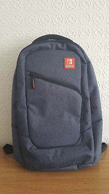 6a8570a7f NINTENDO SWITCH ELITE Players Backpack - Black. - £39.99 | PicClick UK