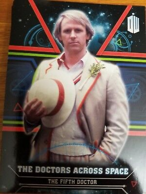 Doctor Who Extraterrestrial Encounters Doctors Across Space #5 The Fifth Doctor