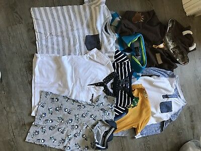 boys clothes bundle 3-4 years