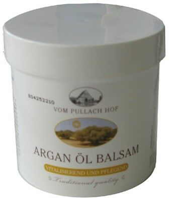 24x Argan Öl Balsam 250ml - Pullach Hof Traditional Quality 3003