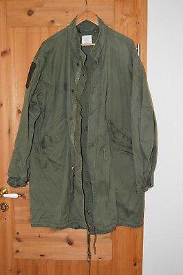 M51 Fishtail Parka Wynn Industries 1st Cavalry Division