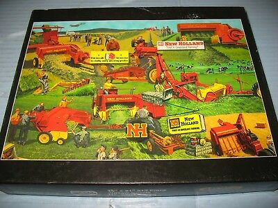 New Holland Farm Agriculture Puzzle By Putt Putt