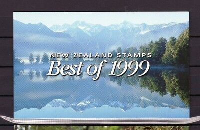 NEUSEELAND 2000 Bl. 105-107 Best of 1999 MNH **
