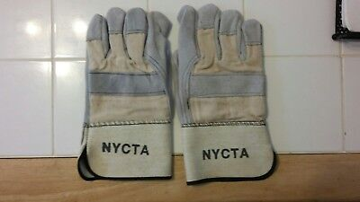 NYCTA Work gloves