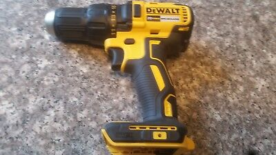 "20v Max Dewalt Brushless 1/2"" Drill Driver 20 volt Model DCD777 New!!!"