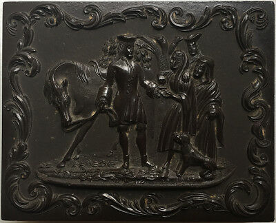 """""""Roger deCoverly and the Gypsies' Fortune 2"""" 1/4 Thermoplastic Case Berg 1-38"""