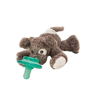 Nookums Paci-Plushies Puppy Buddies - Pacifier Holder (Plush Toy Inc... - NO TAX