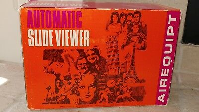 Airequipt Automatic Slide Viewer In Original Box