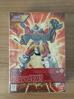 Mobile Suit XXXG-01H : Heavy Arms Gundam #3504 1/144 Scale Model Kit Box