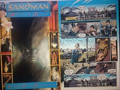 """The Sandman""  A BIG Collection of Comic Books:on DVD+R (NOT CARTOONS OR AUDIO)"