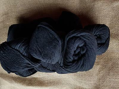 5mm macrame Cotton Rope Natural Black handcraft cord 10 balls approx 300m