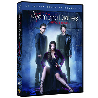 Vampire Diaries (The) - Stagione 04 (5 Dvd)  [Dvd Nuovo]