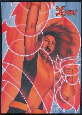 2009 X-Men Archives Trading Card #3 Armor