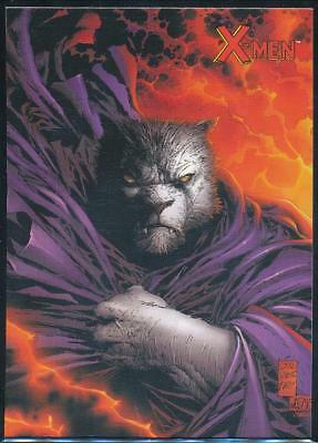 2009 X-Men Archives Trading Card #4 Beast