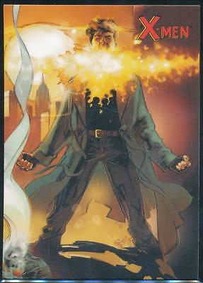 2009 X-Men Archives Trading Card #12 Chamber