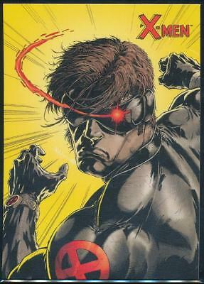 2009 X-Men Archives Trading Card #14 Cyclops