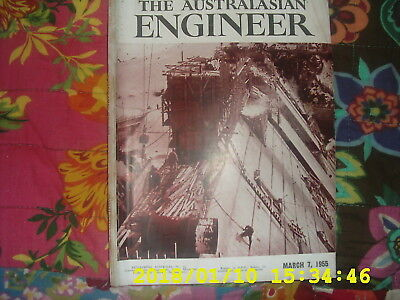The Australasian Engineer.  March 7,  1955