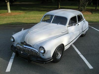 1948 Buick Super  Running Classic Buick with 455 V8 Engine