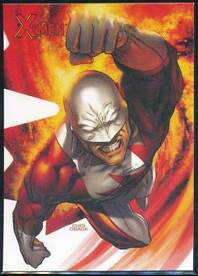 2009 X-Men Archives Trading Card #23 Guardian