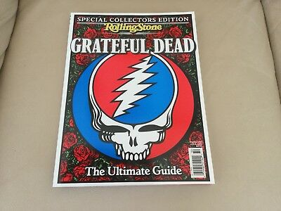 Rolling Stone (Grateful Dead) Special Collectors Edition Magazine July 4, 2013