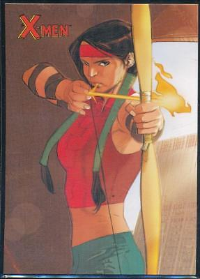 2009 X-Men Archives Trading Card #41 Mirage