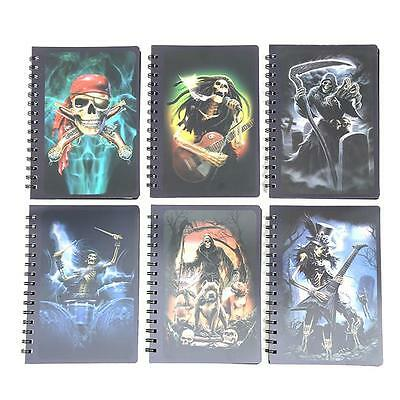 3D Cartoon Animal Students Paper Notebook Diary Memo Exercise Schedule Book B