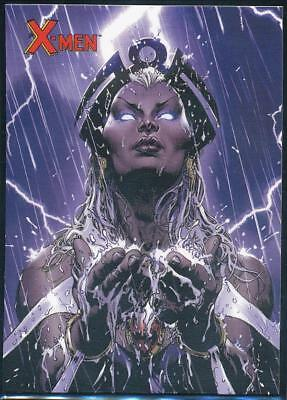 2009 X-Men Archives Trading Card #61 Storm