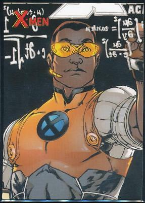 2009 X-Men Archives Trading Card #49 Prodigy