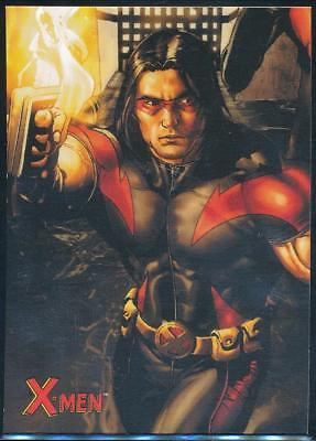 2009 X-Men Archives Trading Card #67 Warpath