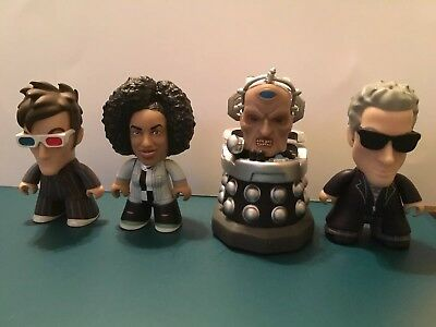 Titan Doctor Who Lot 10th Tenth Bill Davros 12th