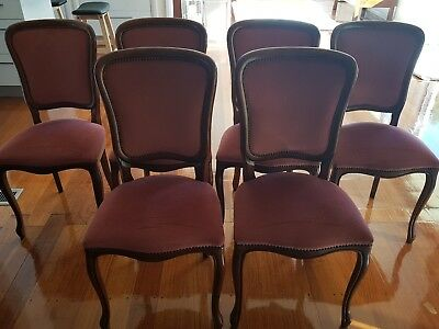 Antique furniture chairs