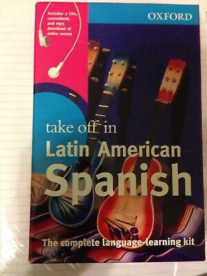 Take off in: Oxford Take off in Latin American Spanish : The Complete...