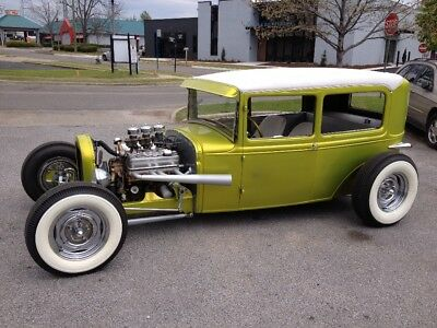 1930 Ford Model A  1930 Ford Model A Hotrod