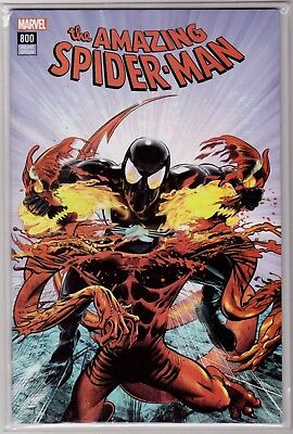 THE AMAZING SPIDER-MAN #800 Mike Mayhew Variant Cover 238 Homage HTF *Rare* NM+