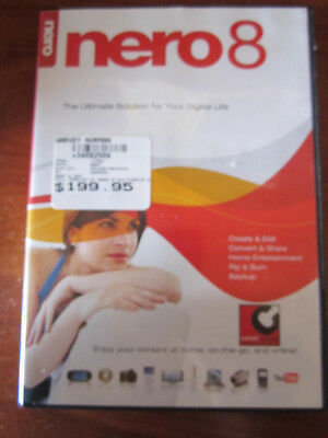 Full Version Of Nero 8 Multimedia Digital Solution   **** Must See *****