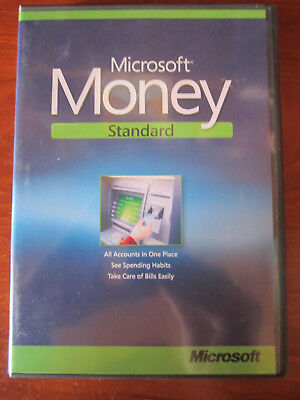 Microsoft Money Standard    **** Must See *****