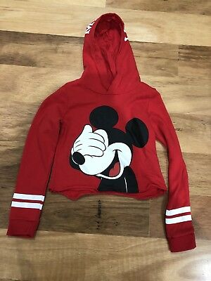 H&M Mickey Jumper - Size 11-12