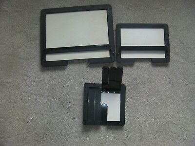Paterson Test Strip Printer + 2 x Enlarging Easels - Darkroom