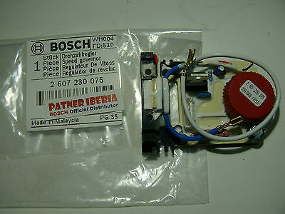 1617233042 Speed régulateur de Genuine BOSCHSKIL DREMEL spare-part