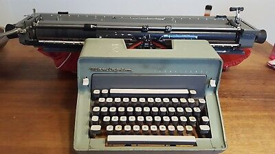 Vintage Remington Typewriter from the 60's