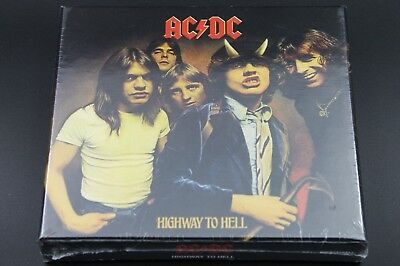 AC/DC ‎– Highway To Hell (2009) (CD, Fanpackage) (88697399442) (Neu+OVP)