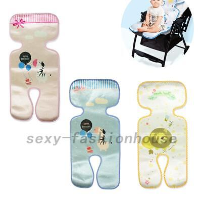 Summer Supply Baby Stroller Kids Infant Pad Ice Mat Cool Liners Cushion Gift AU