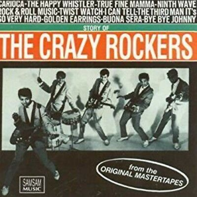 Story Of (Best Of) - Crazy Rockers (2018, CD NIEUW)