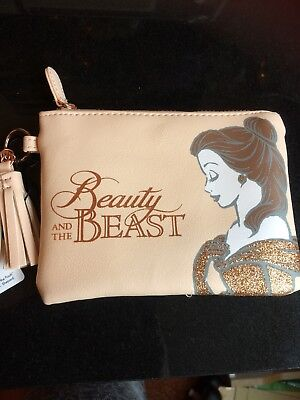 beauty and the beast primark Makeup Bag Or Large Purse