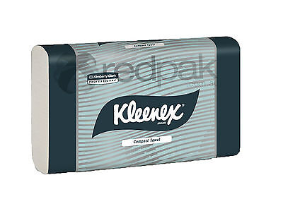 Compact Hand Towel Kleenex 90 sheets 24 packs per Carton  # 4440