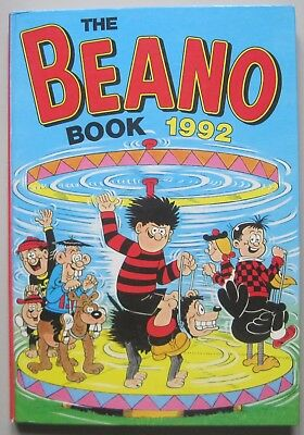 The Beano Book 1992 Excellent Condition Unclipped £3.80