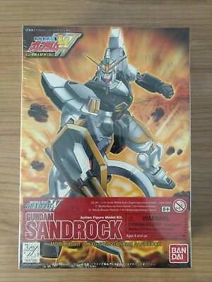 Mobile Suit XXXG-01SR : Sandrock Gundam #3505 1/144 Scale Model Kit Box