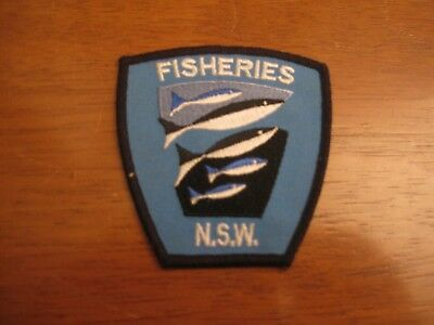Obsolete NSW Fisheries patch
